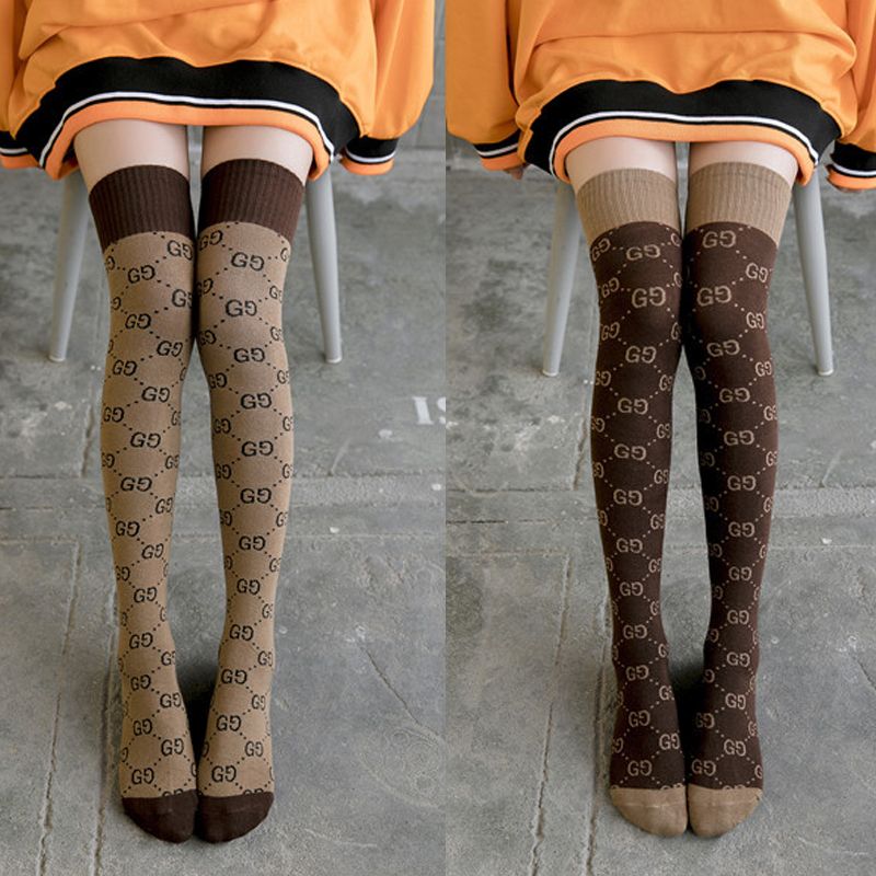 GG socks Knee High S99