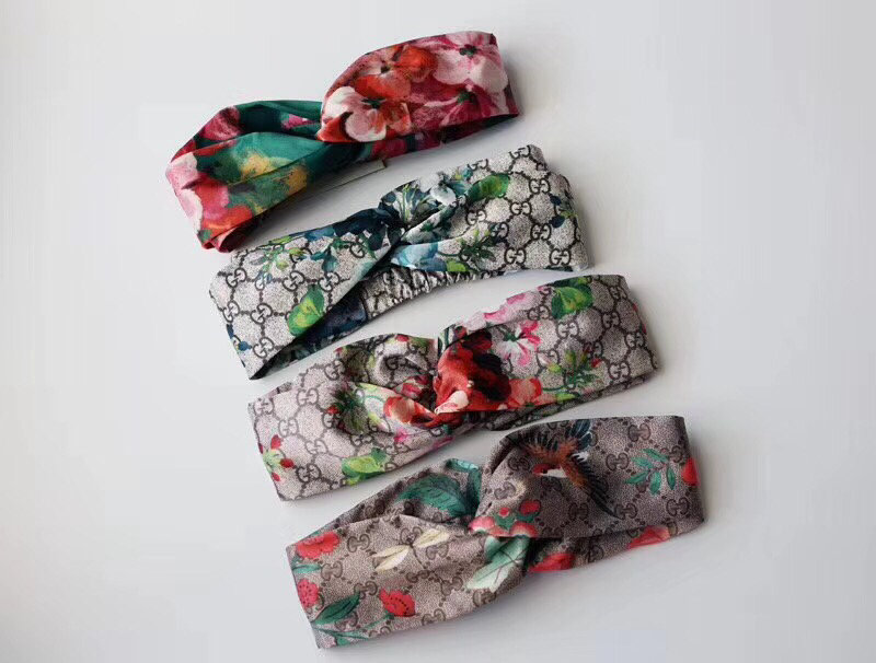 Designer Bloom Headband X016