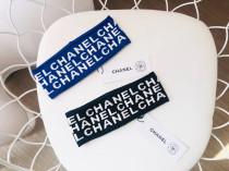 X189 Chanel Wool Headband