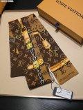 X160 Luxury Silk Twilly scarf for bags headbands