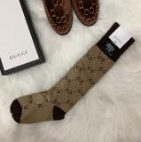 Navy Blue GG socks S102