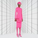 New Fendi Tight Pink Red S103