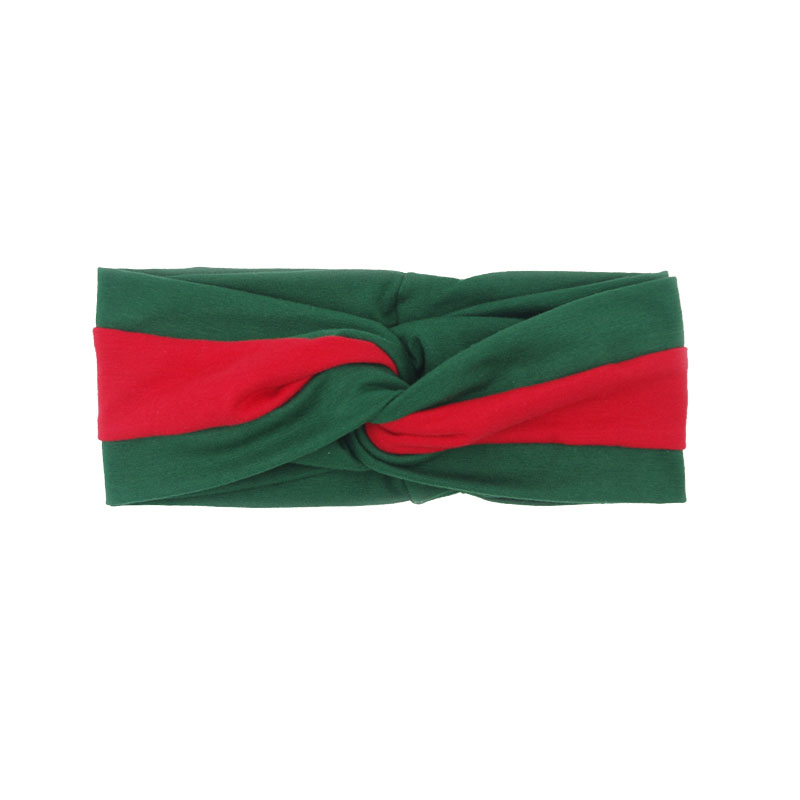 Red Green Headband X004