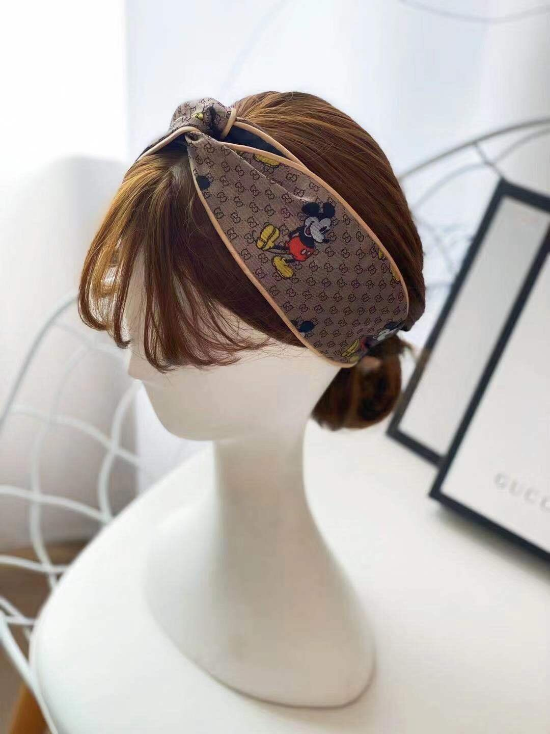 Disney x Gucci Headband Hairband Scrunchies