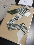SC10 Dior Twilly scarf Head scarf 105*6.5cm