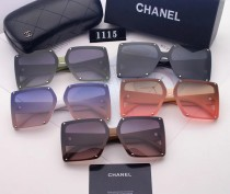 New CC Sunglasses with case