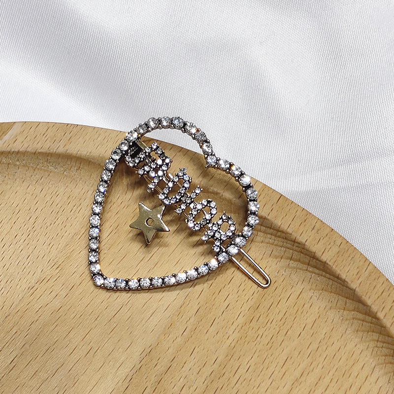 Vintage Dior Hair Clip CL06