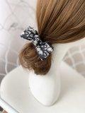 Dior Grey Headband Hairband Hair Clips