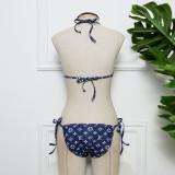 New Monogram Bikinis