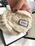 Designer macramé headband X058