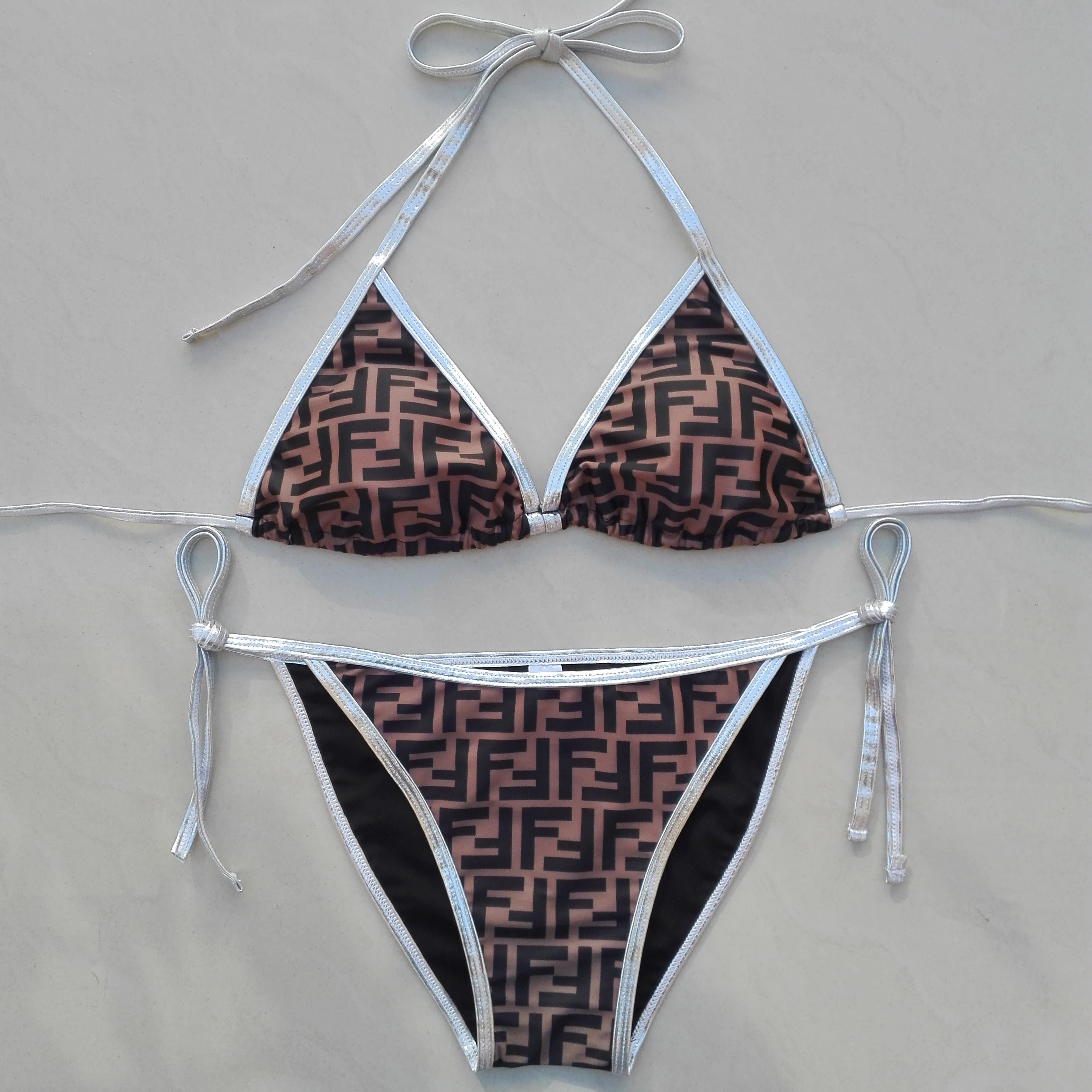 Metallic FF Bikinis