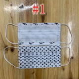10PCS/Lot Disposable Thicken Anti Coronavirus 3 Layer Face Mask