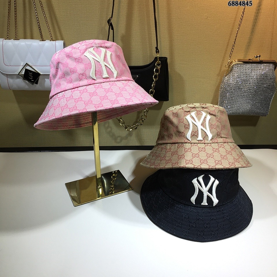 New GG NY Bucket Hat
