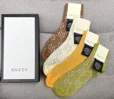 GG Glitter Ankle Socks
