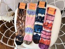 Glitter Monogram Socks