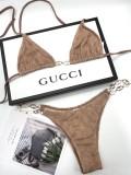 New GG Tulle Bikinis