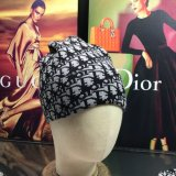 Knitted Dior Beanies Winter Hat