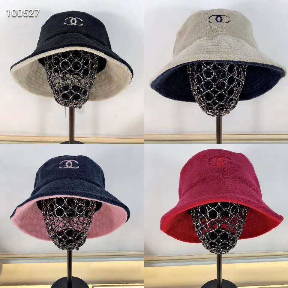 Thick Bucket Hat for winter