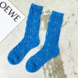 Dior Tulle Socks