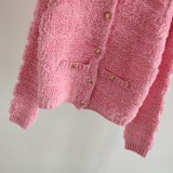 Thick Wool CC Cardigan