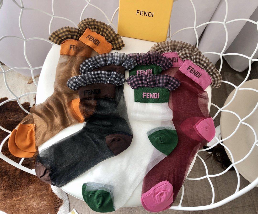 Thin FF Socks
