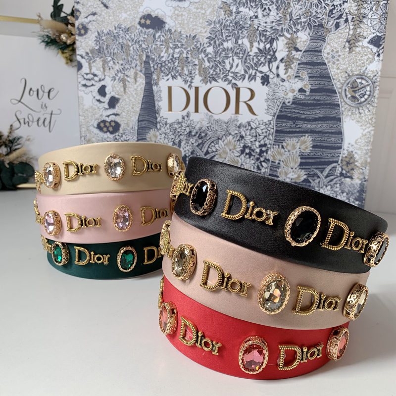 Dior Hairbands