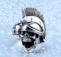Wholesale Stainless Steel Jewelry for Men Skull Ring