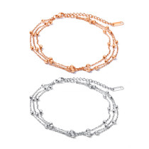 Wholesale Stainless Steel Womens Anklet Cheap