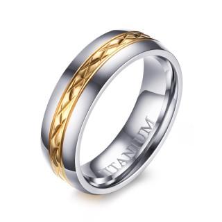 Cheap Titanium Ring Jewelry from China
