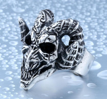 Mens Wholesale Jewelry Ring Stainless Steel