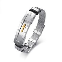 Wholesale Stainless Steel Mens Fashion Bracelets