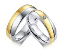 Wholesale New Stainless Steel 6mm Wedding Ring