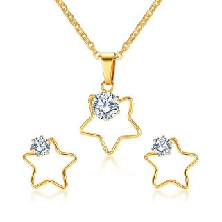 Wholesale Cheap Stainless Steel Jewelry Sets