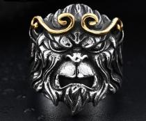Mens Rings Stainless Steel Wholesale from Factory