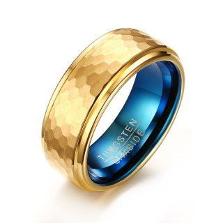 Wholesale New Duotone Tungsten Ring for Ebay