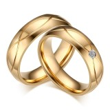 Online Wholesale Stainless Steel Infinity Wedding Ring for Etsy