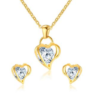 Cheap Wholesale Stainless Steel Jewelry Sets for Women
