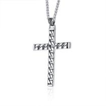 Wholesale Stainless Steel Cross Pendant for Men Women