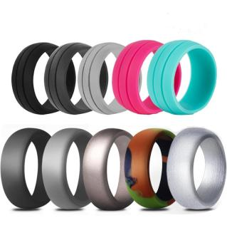 Wholesale Best Mens Rubber Wedding Ring