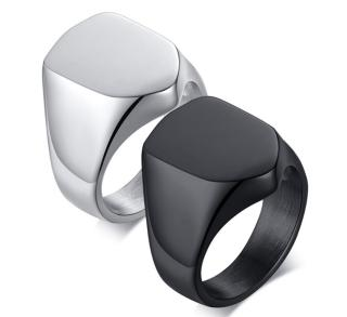 Wholesale Stainless Steel Shield of Faith Ring