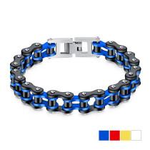 Wholesale Stainless Steel Bicycle Chain Llink Bracelet