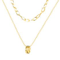 Wholesale Steel Fashion Dual-Use Necklace Bracelet Jewelry