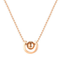 Wholesale Stainless Steel 2020 New Arrival Women's Necklace
