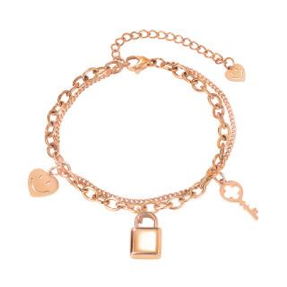 Wholesale Stainless Steel Chain Bracelet for Women