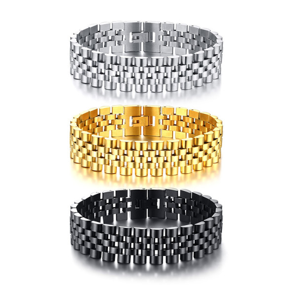 Wholesale Stainless Steel Watch Band Bracelet