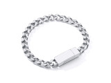Wholesale Stainless Cutest Curb Chain Bracelet
