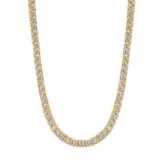 Wholesale Mens Diamond Tennis Chain Necklace