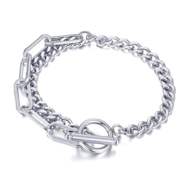 Wholesale Stainless Steel Chain Bracelet
