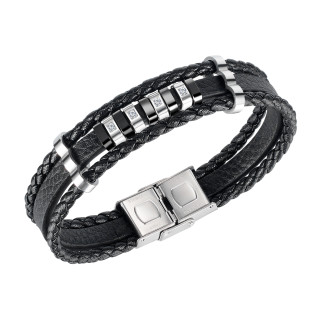 Wholesale Leather Bracelet with Beads