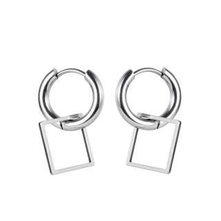 Wholesale Stainless Steel Hoop Earrings
